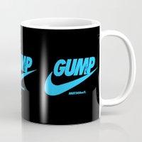 forrest gump Mugs featuring Gump- JustDoIt IV by IIIIHiveIIII