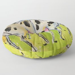 Barnyard Bump Floor Pillow