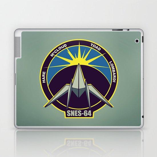 The Lylat Space Academy Laptop & iPad Skin