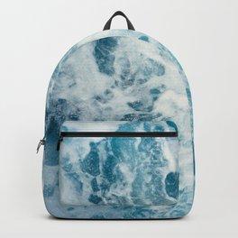 Rough Sea - Ocean Photography Backpack