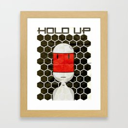 Pill Framed Art Print