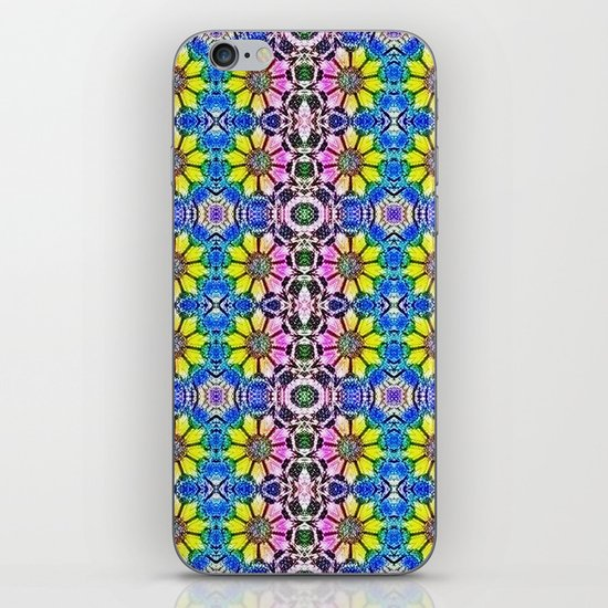 Daffodil Garden iPhone & iPod Skin