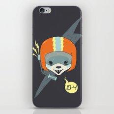 Callsign: Bandit iPhone & iPod Skin
