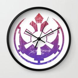 Rebel Empire Wall Clock