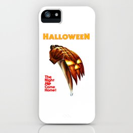 Haddonfield High Class of 1978 iPhone Case