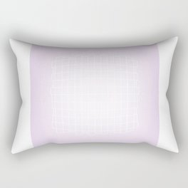 Warped Rectangular Pillow