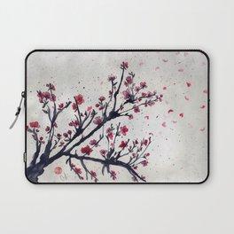 Sakura Sakura watercolour Laptop Sleeve