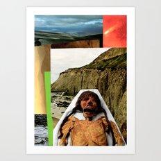 Col4 Art Print