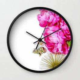 Hues of Design - 1013 Wall Clock