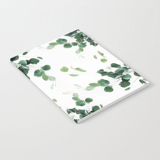 Botanical Celebration #society6 #decor #buyart Notebook
