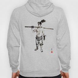 Yagyu Mitsuyoshi Legendary Samurai  Hoody