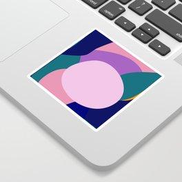 PINK MOON Sticker