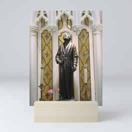 St. Patrick's Cathedral in Manhattan - St. Jude Mini Art Print