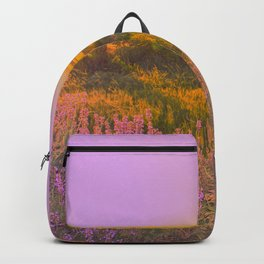 Purple Chill Backpack
