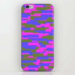 Why can't my Camouflage be fabulous? iPhone Skin