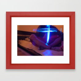 beliefs Framed Art Print
