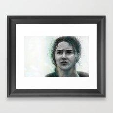 LET'S PLAY Framed Art Print