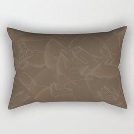 Quincy Tobacco Brown Rectangular Pillow