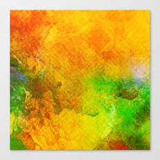 Orange Orchard Canvas Print