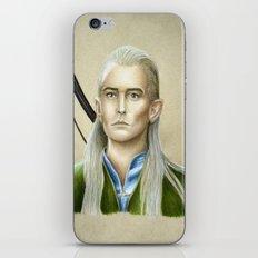 Legolas iPhone & iPod Skin