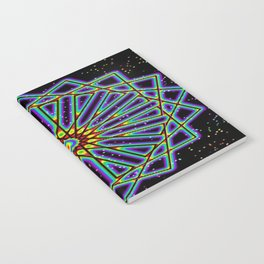Square Space Notebook