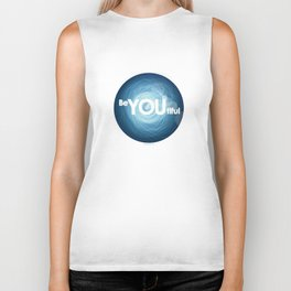 """Be-YOU-tiful"" Biker Tank"