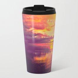 Maldivian sunset 6 Travel Mug