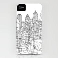 London! Slim Case iPhone (4, 4s)