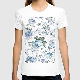 Christine blue T-shirt