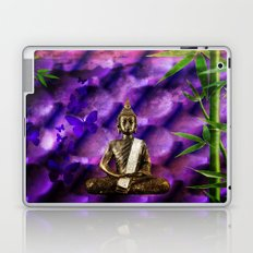 purple Buddha Laptop & iPad Skin
