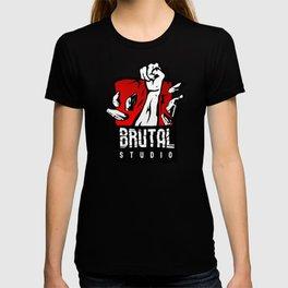 Brutal Studio Logo T-shirt