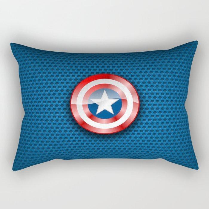shield Rectangular Pillow