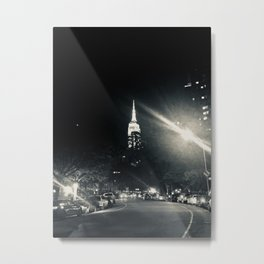 The Empire Metal Print