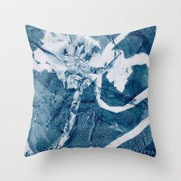 Ribbonmess Throw Pillow