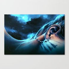 I want to talk to you Canvas Print