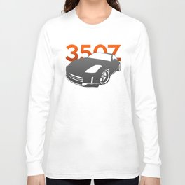 Nissan 350Z Long Sleeve T-shirt