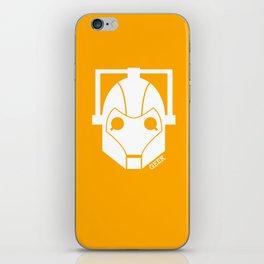 Cyberman ! iPhone Skin