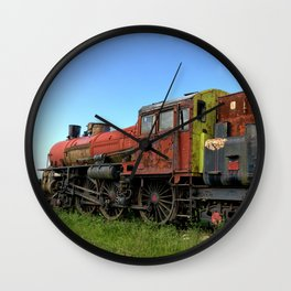 Loco 1313 Wall Clock
