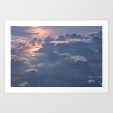 Heaven Art Print