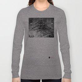 Modern Ouija Long Sleeve T-shirt