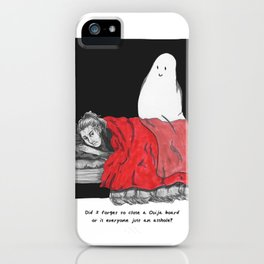 Ouija Board iPhone Case