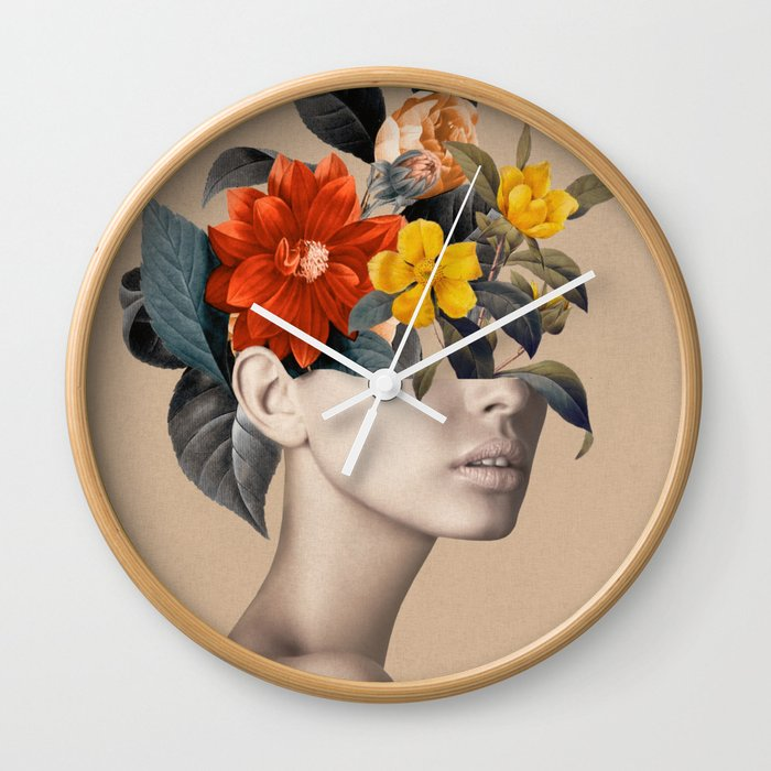 woman with flowers 8