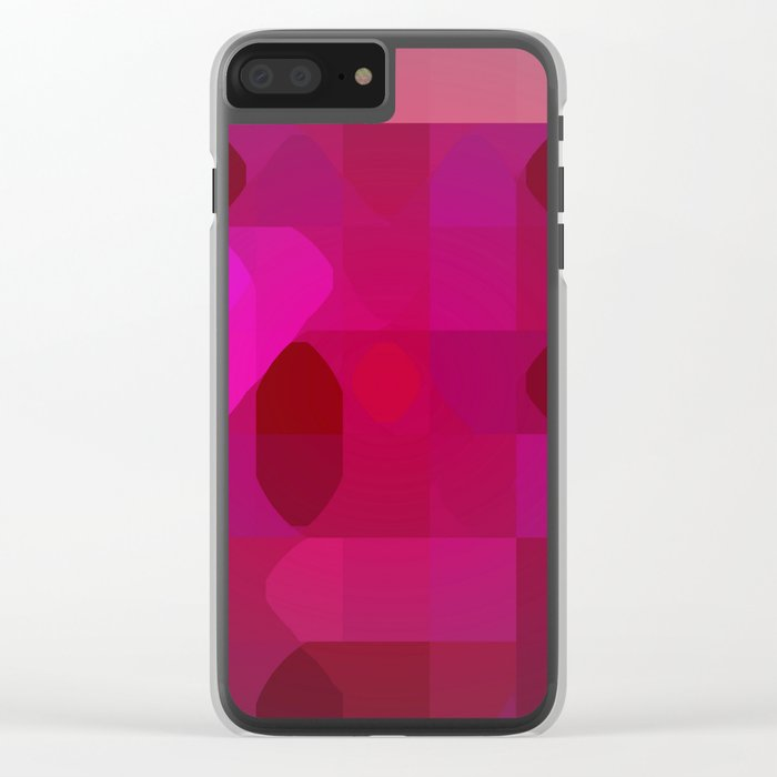 Way to my Heart Clear iPhone Case