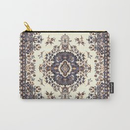 V8 Moroccan Epic Carpet Texture Design. Carry-All Pouch