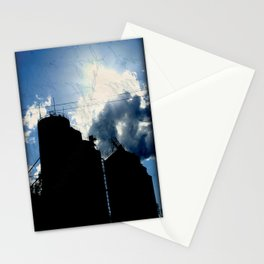 Small town living Stationery Cards