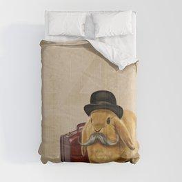 Commuter Bunny Comforters