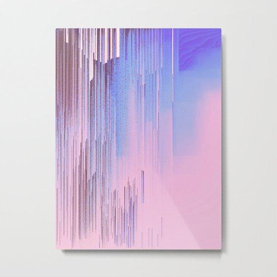 Quiet Inspiration Metal Print