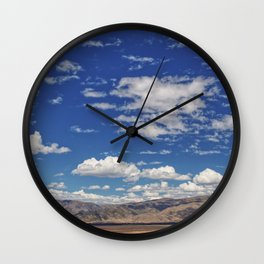 Travelling The South Island Wall Clock