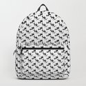 Blac&White Cat Pattern by verodesign