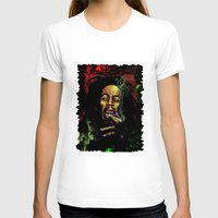 marley T-shirts featuring MARLEY - MARLEY by Raisya
